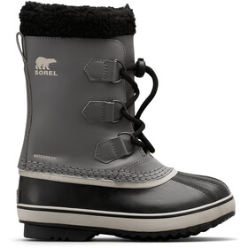 Sorel Yoot Pac TP Botas Jóvenes, quarry/black